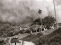 Heisler Park near Myrtle St - above Picnic Beach 10-27-93  by Douglas Miller