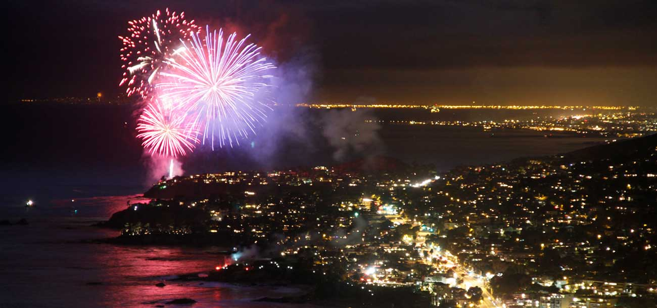 4th of july events laguna beach