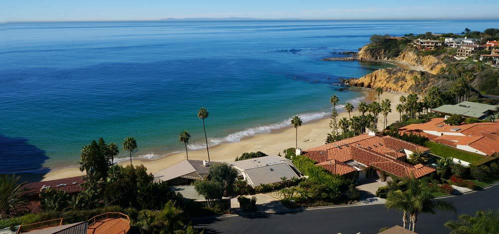Emerald Bay Laguna Beach Coastline