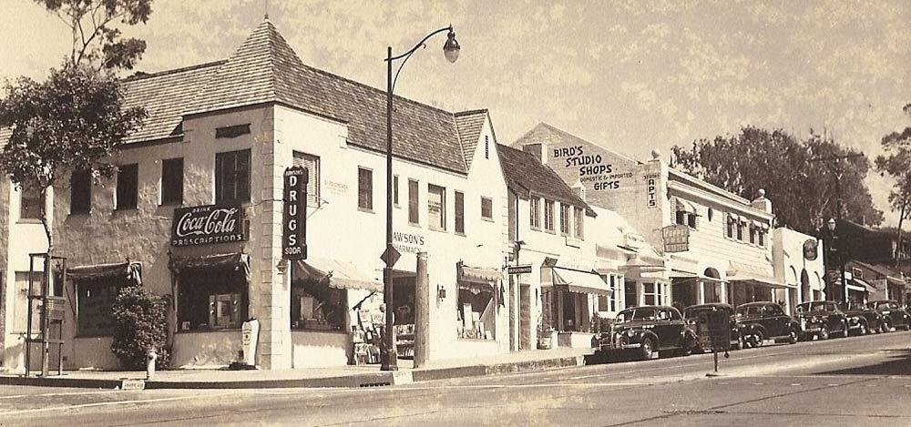 Heisler building laguna beach real estate historical building