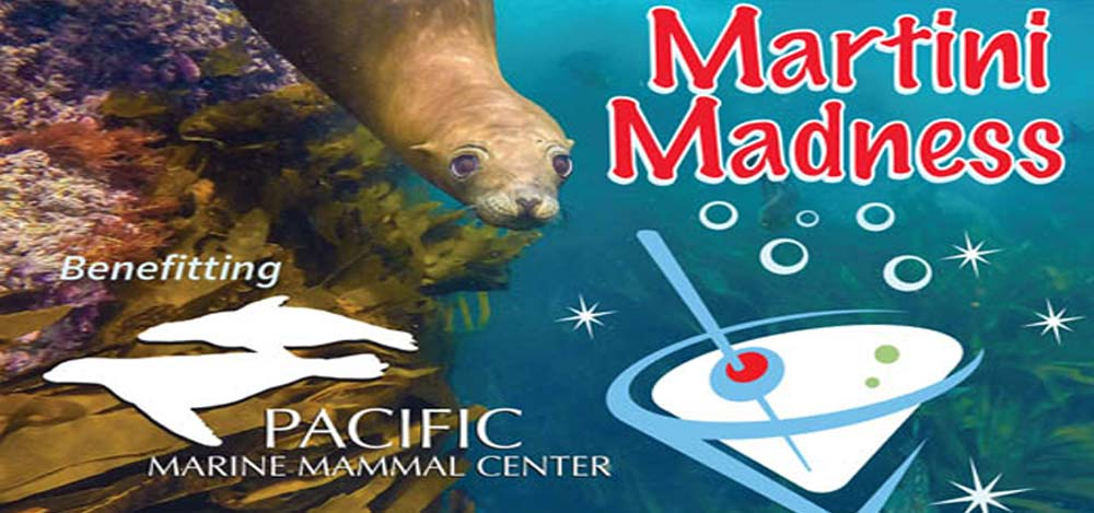 Martini Madness May 15 2015 Buy Raffle Tickets Pacific Marine Mammal Center PMMC