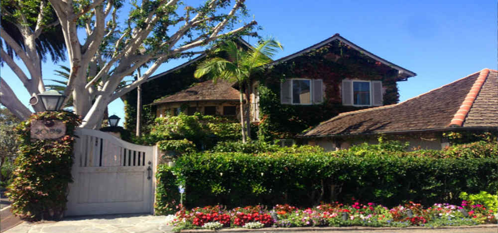 laguna beach california historical homes