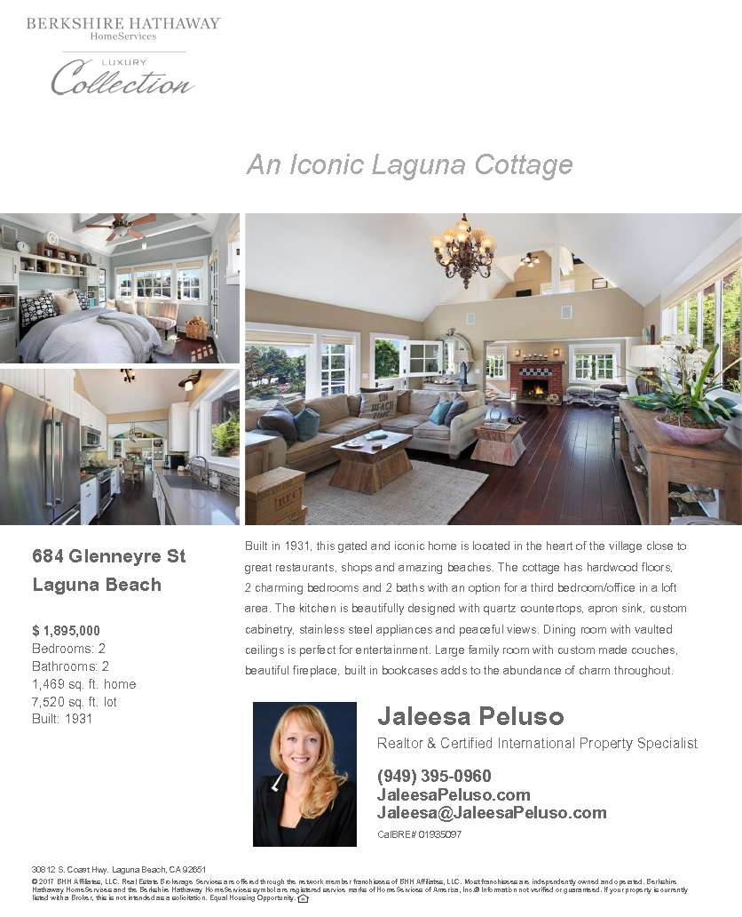 laguna beach ocean view real estate for sale for lease