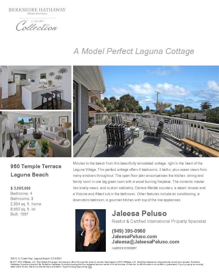 laguna beach real estate for sale